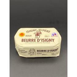 BEURRE D'ISIGNY AOP - DOUX...