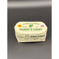 BEURRE D'ISIGNY AOP -...