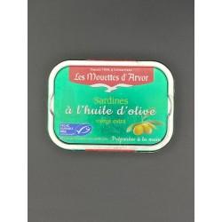 SARDINES A L'HUILE D'OLIVE...
