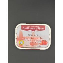 SARDINES A LA TOMATE A...