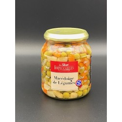MACEDOINE DE LEGUMES - 330g