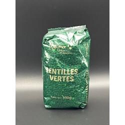 LENTILLES VERTES -500g